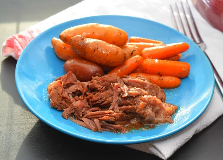 The BEST Pot Roast recipe you'll ever make!