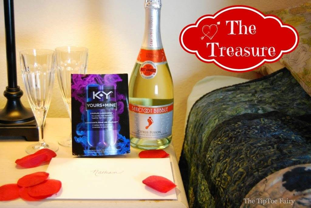 The Final Treasure from the Romantic Treasure Hunt