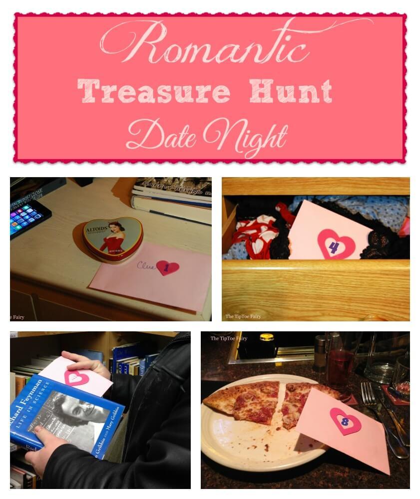 Part 2 - Romantic Treasure Hunt Date Night