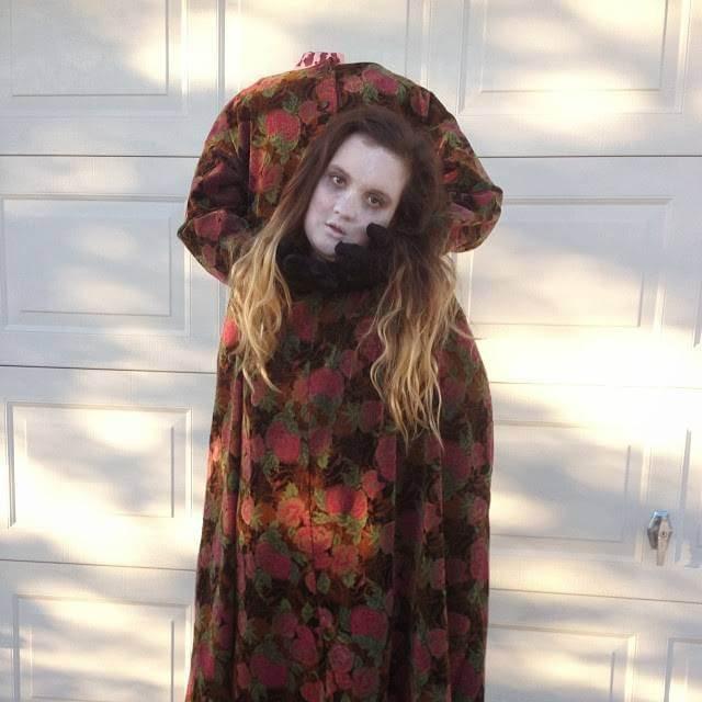 Headless Woman Halloween Costume