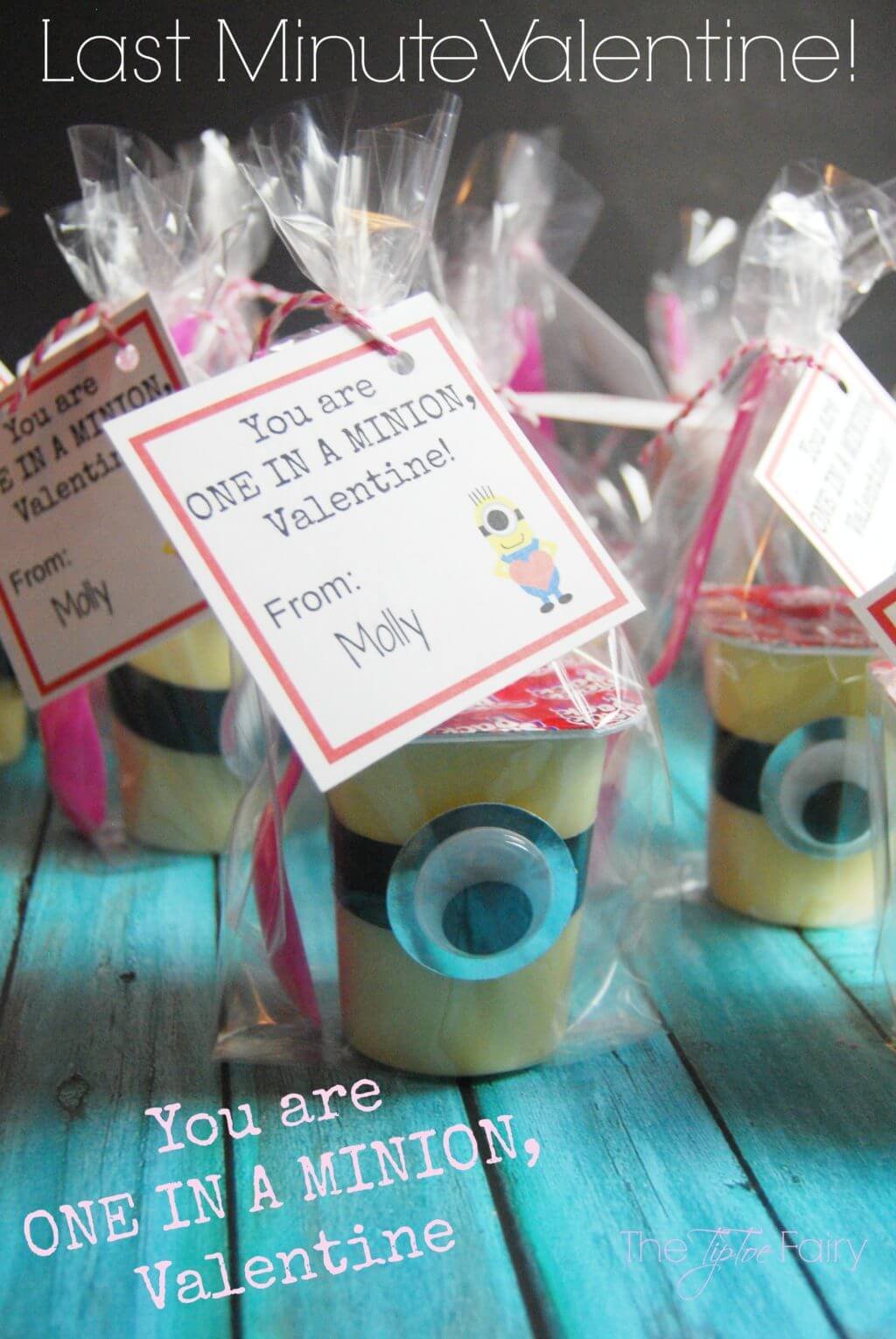 Last Minute Valentines   You Are One In A Minion, Valentine! | The .