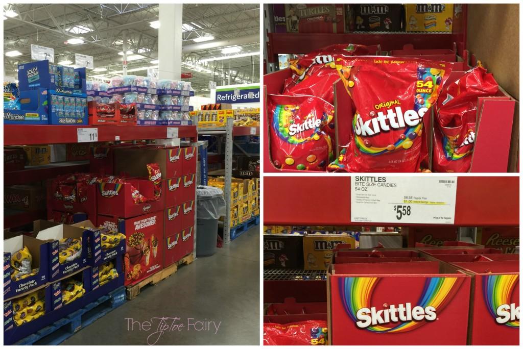 Basketball Brownie Cookies with Skittles - Dunk the Rainbow, Taste the Rainbow #SkittlesTourney #ad| The TipToe Fairy