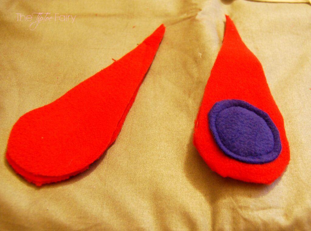 Big Hero 6 Baymax Fleece Hat Tutorial - come sewalong with me for the new Disney movie!   The TipToe Fairy #BigHero6Release #ad