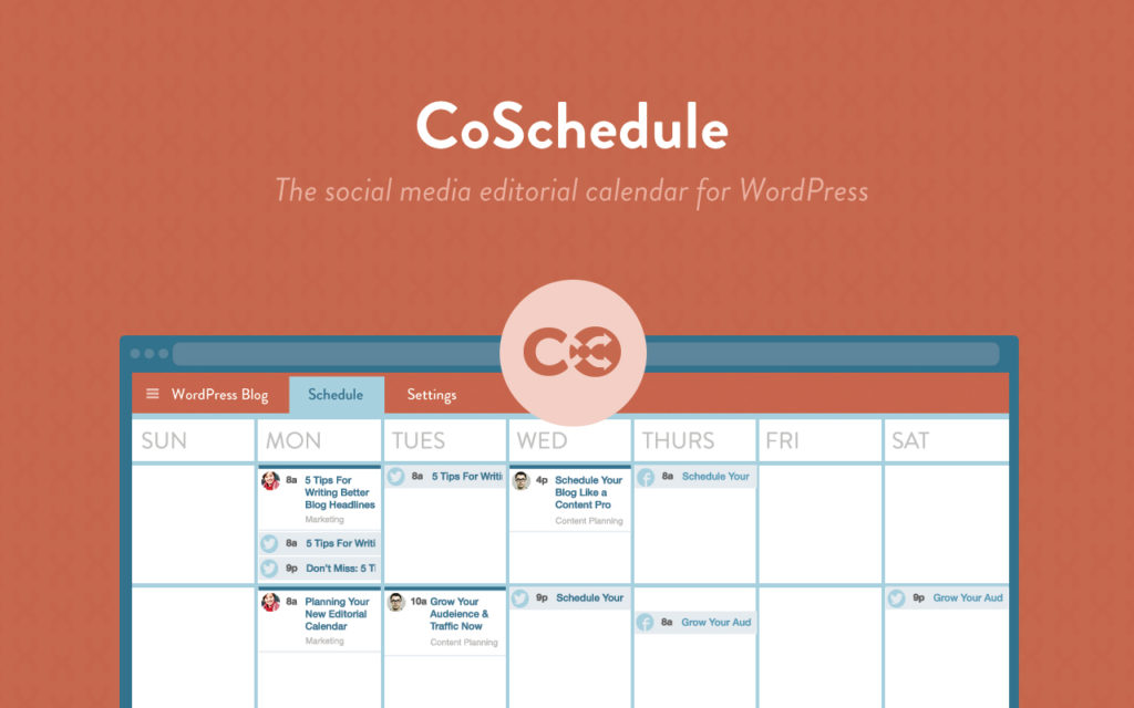 The Secret to my Blogging Success - Try CoSchedule for FREE to help maximize your time and easily schedule social shares right from your blog!   The TipToe Fairy