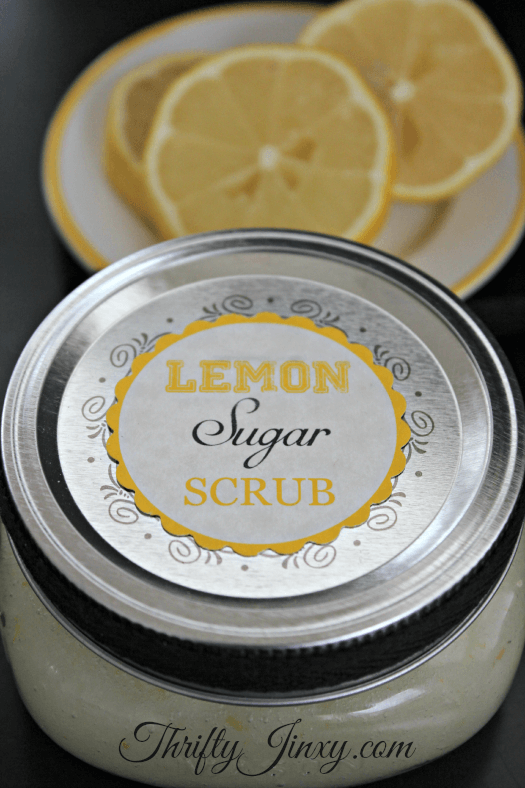 Lemon-Sugar-Scrub-DIY