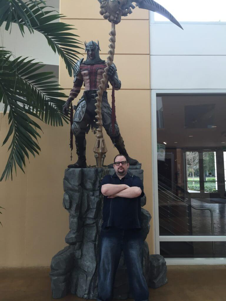 Our trip to San Francisco Part 2 - We visit EA Studios! | The TipToe Fairy