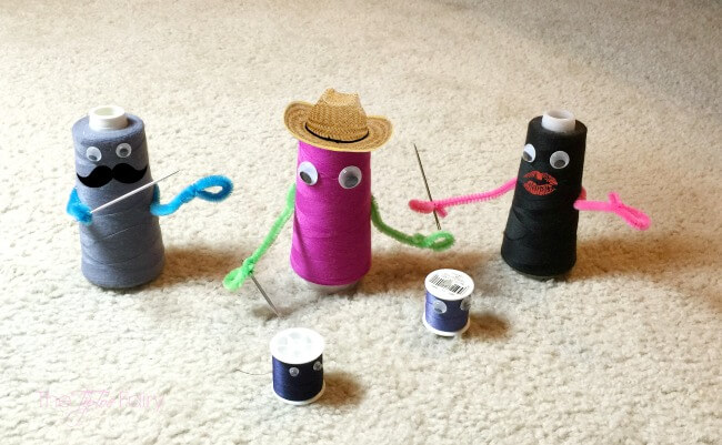 Will the thread monsters win against the Eureka Brushroll Clean™ with SuctionSeal®? Come see the epic battle!! | The TipToe Fairy #CleaningUntangled #ad #EurekaPower