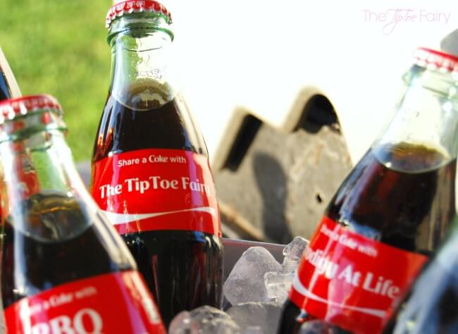 Diy Mini Galvanized Tubs For Your Cokes The Tiptoe Fairy