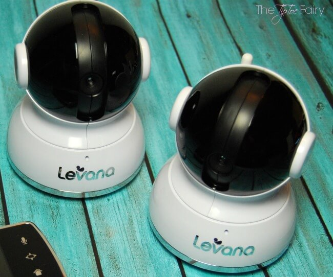 Do more know your child's safe with a Levana Keera Baby Monitor #ad #worrylessdomore | The TipToe Fairy