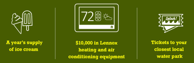 Share your Energy Savings Tip with Lennox and you could win BIG! #ad #EnergySavingsSuperstar Contest | The TipToe Fairy