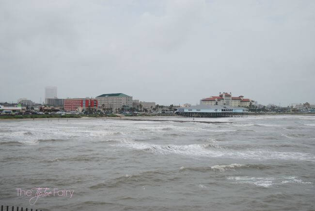Our Visit to the Pleasure Pier in Galveston, Texas | The TipToe Fairy