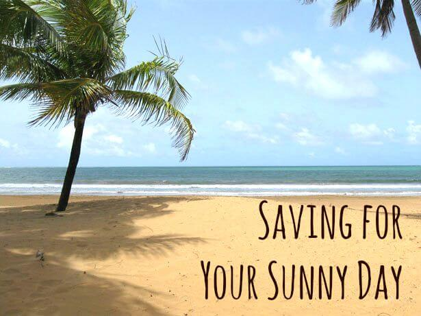 Saving for Your Sunny Day! What's yours? #mysunnyday @suntrust #ad | The TipToe Fairy
