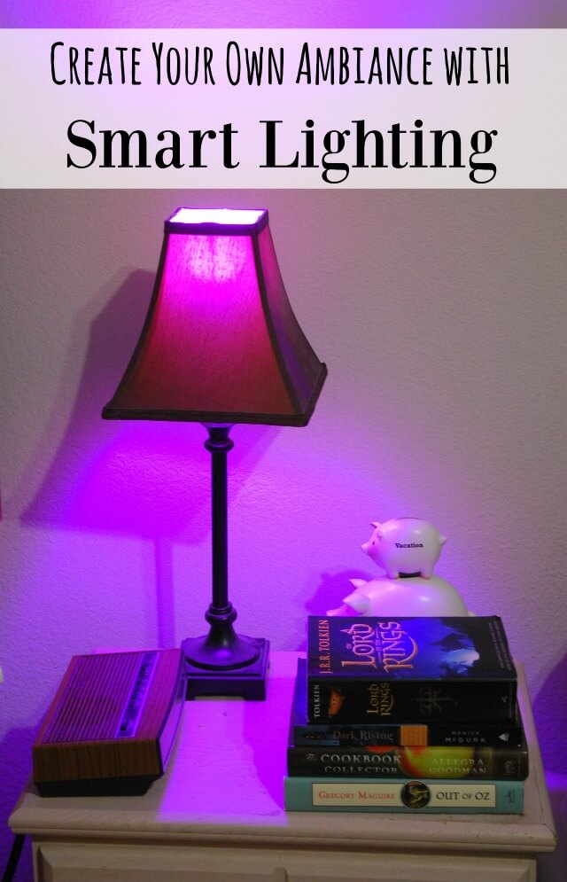 Smart Lighting at @BestBuy @Tweethue @Netgear #BBYConnectedHome #ad | The TipToe Fairy