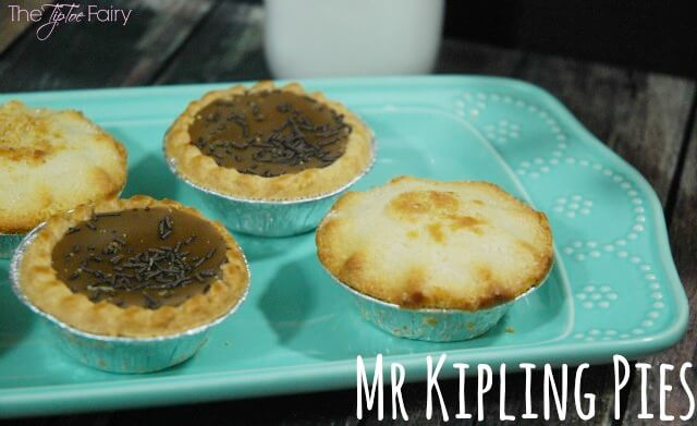Mr Kipling Pies - the perfect dessert for #holidays or anytime! AD #TryThePie | The TipToe Fairy