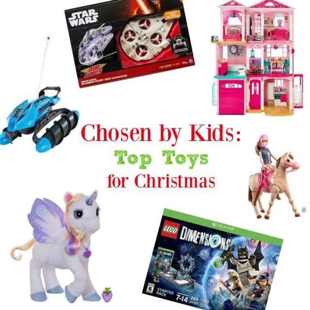 the top toys for this holiday season at walmart ad thelist chosenbykids - Walmart Toys For Christmas