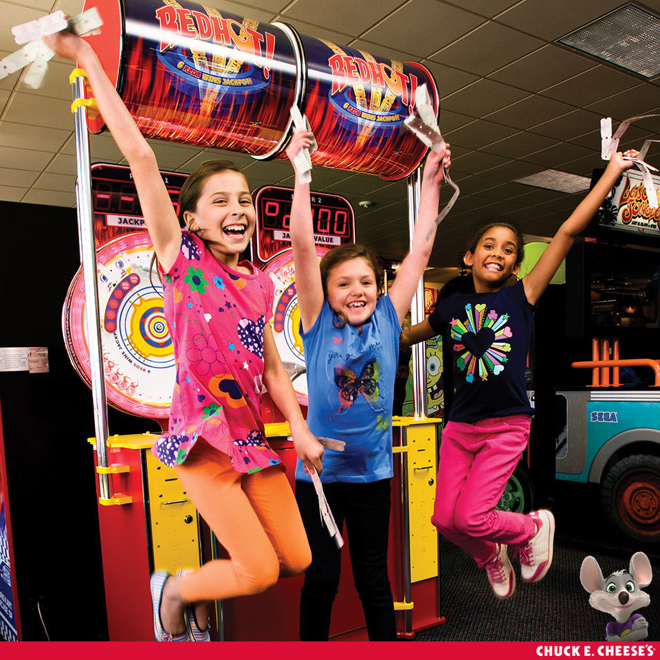 The Easiest Birthday Party at Chuck E Cheese The TipToe Fairy