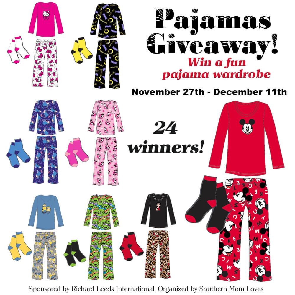 Win Pajamas!!