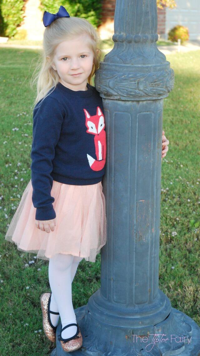Molly answers questions about Christmas! #BgoshBelieve #oshkoshkids #ad | The TipToe Fairy