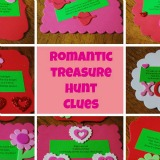Create a Romantic Treasure Hunt