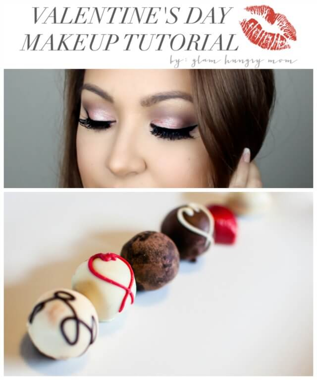 Makeup Valentine's Day Ideas