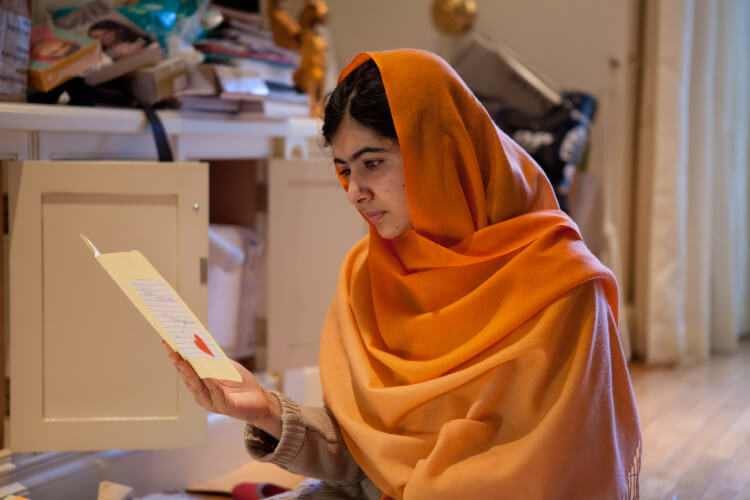 HE NAMED ME MALALA - World Premier 2/29 on NAT GEO! #WithMalala #ad