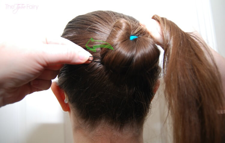Learn My Secret to an Easy Ballerina Bun AD #GoodyStyle #hair #tutorial