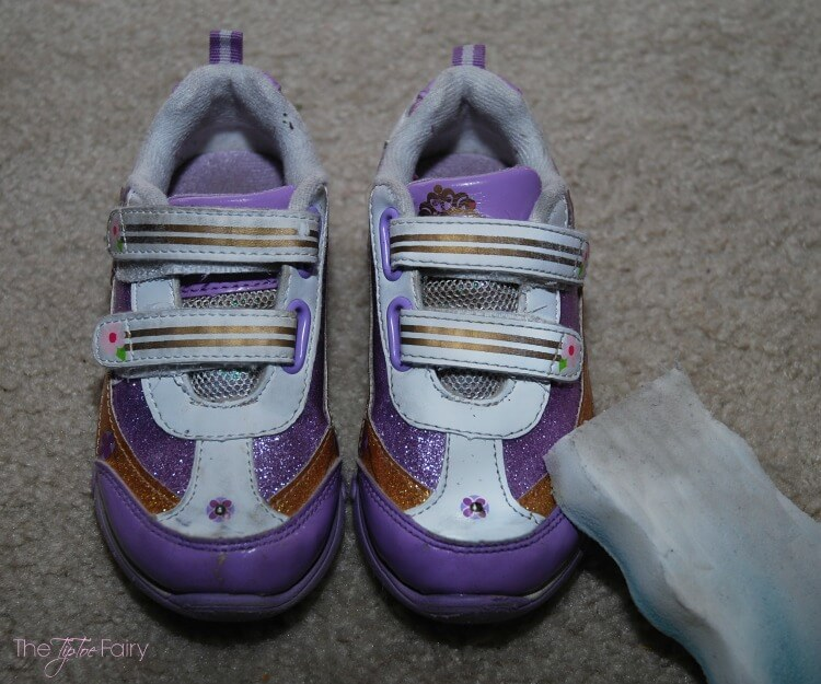 Magic Eraser Tennis Shoes