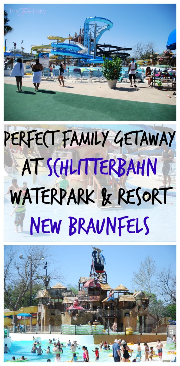 Have a family getaway at @Schlitterbahn Waterpark & Resort @ New Braunfels #Bahnlove #ad