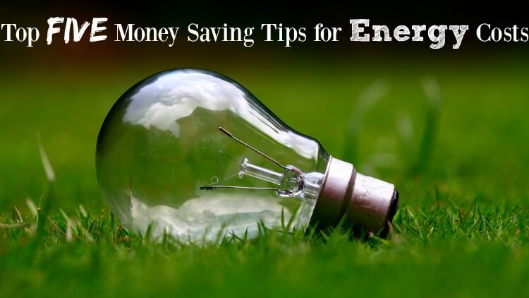 My top 5 Ways to Save Money on Energy Costs! @IGSEnergy #ad #IGSEnergy #savings