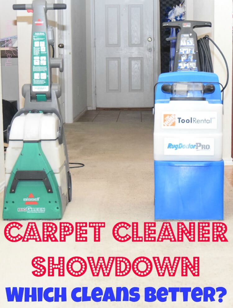 Carpet Cleaning Showdown Which Cleans It Better The