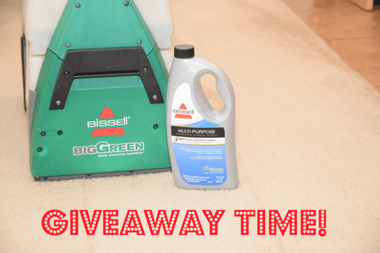 come over u0026 enter to win a free rental for a bissell big green carpet