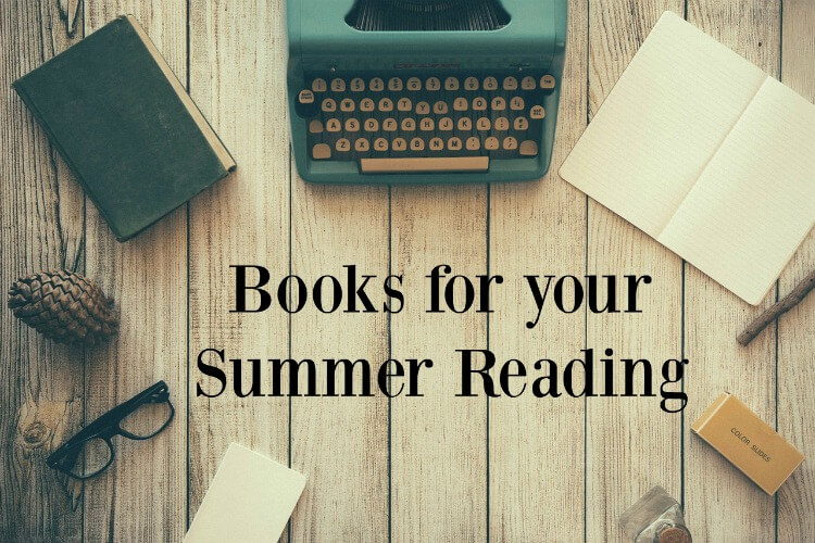 Books for your Summer Reading #books #review