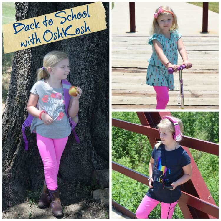 Get #BacktoSchool w/3 easy tips & a 25% coupon for @OshKoshBgosh #OshKoshKids #BacktoBgosh #ad