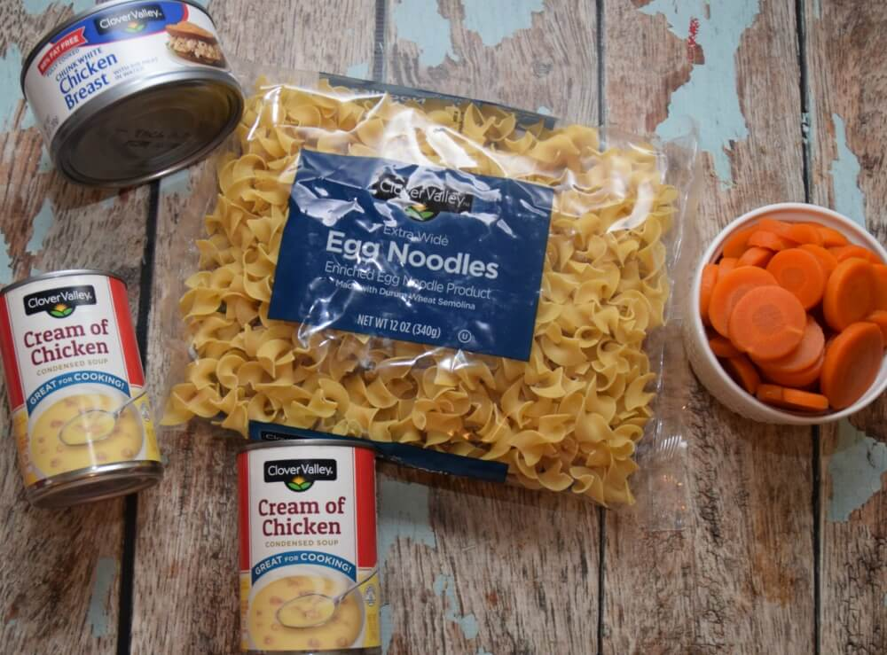 Make This Creamy Chicken Noodle Casserole W Ingredients From Atdollargeneral Ad