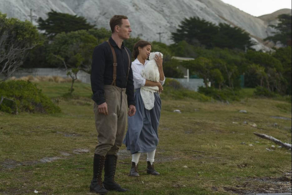 See if The Light Between Oceans a good #datenight #movie? @TLBOMovie #lightbetweenoceans #ad
