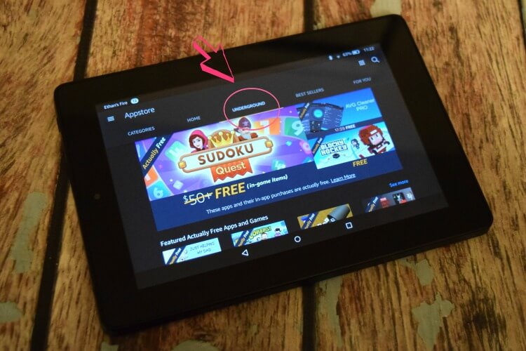 Check out our fave Educational Apps from @amazonappstore & #AmznUnderground! #ad