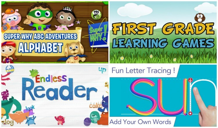 Our Favorite Free Educational Apps For The Kids The Tiptoe Fairy