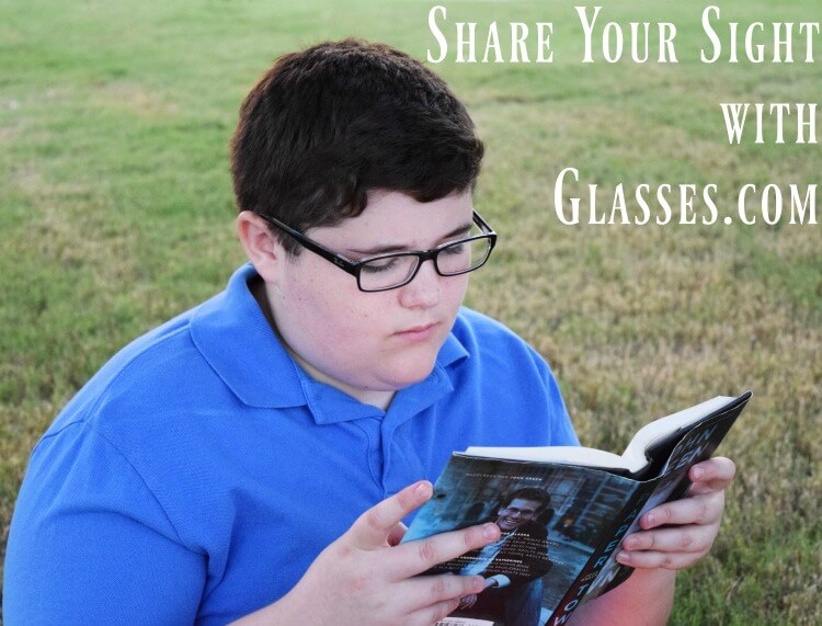 See how to #ShareYourSight Buy a pair & @glassesdotcom will donate a pair! Learn how! #ad