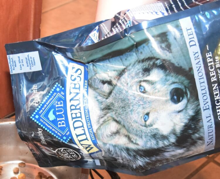 Feed your dog like family with @BlueBuffalo from @PetSmart! #ad #BestofBLUE