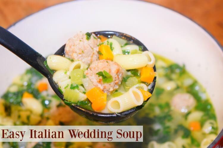 Need a dinner idea? Try this easy Italian Wedding Soup w @LaModernamx. #MyExceptionalPasta #Ad #Pmedia