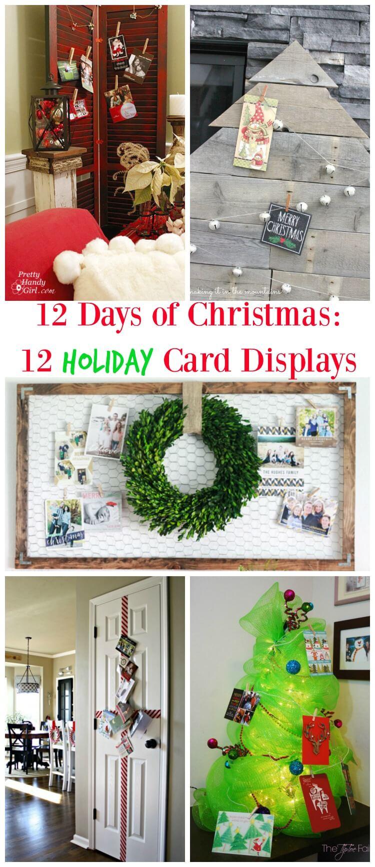 12-holiday-card-displays