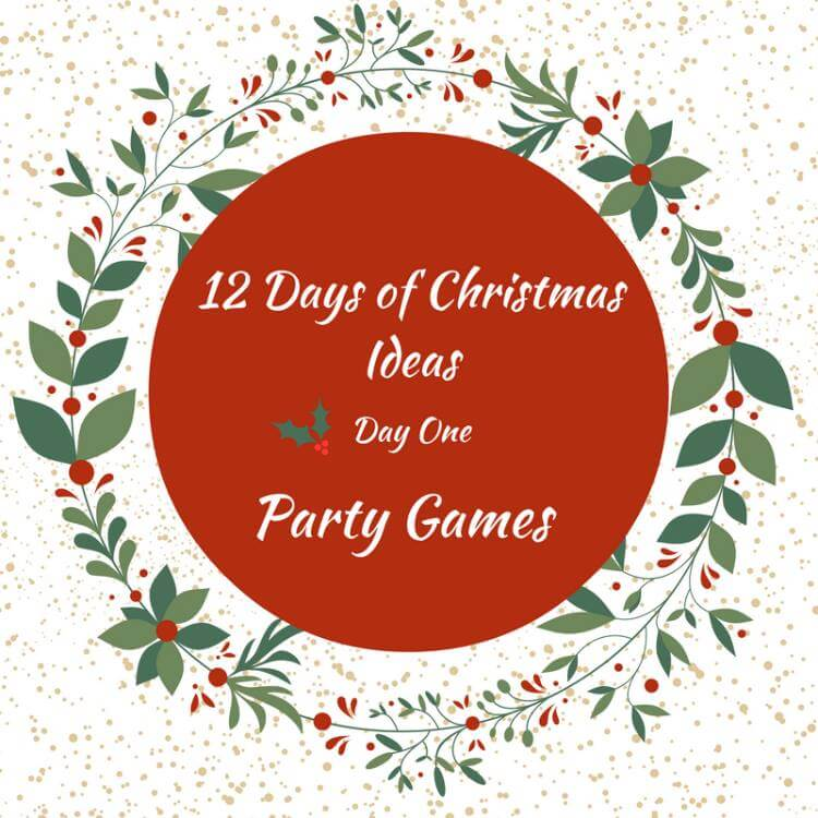 12 Days Of Christmas Party Ideas Part - 35: 12-partygames