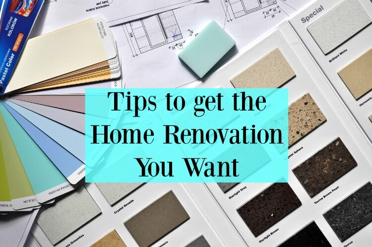 Simple Tips to get the Home Renovation You Want! @CapitalOne #MyHomeEquity #ad