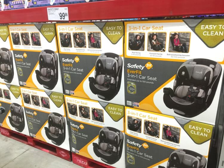 February is Baby Month at Sam's Club! Come see the savings! #ad