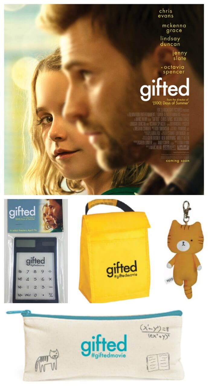 Read my review & enter for a chance to win some #GiftedMovie swag! #ad #RWM