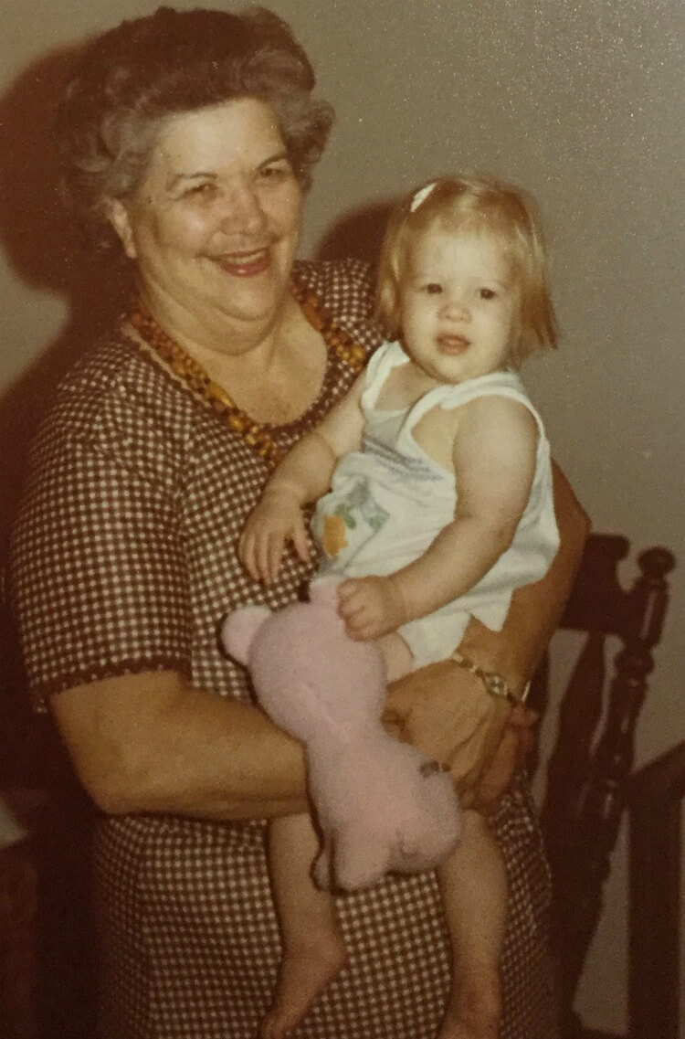 When I think of empowering everday women, I think of my grandma. Here's part of her story. #ad #StrengthHasNoGender