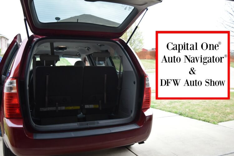 Are you car shopping? Check out @CapitalOne's #AutoNavigator at the #DFWAutoShow! #ad