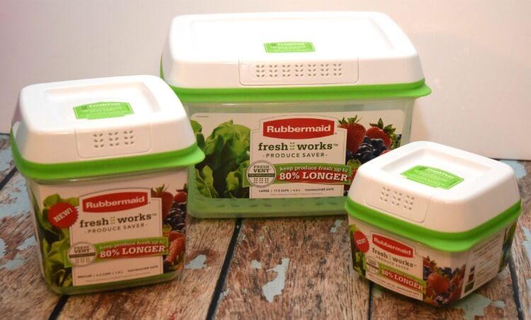 #Ad #FreshWorksFreshness to keep your berries fresher longer w/ @Rubbermaid @SheSpeaksUp