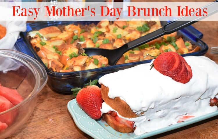 Easy Mother S Day Brunch Ideas W That Are Simple To Make Ad