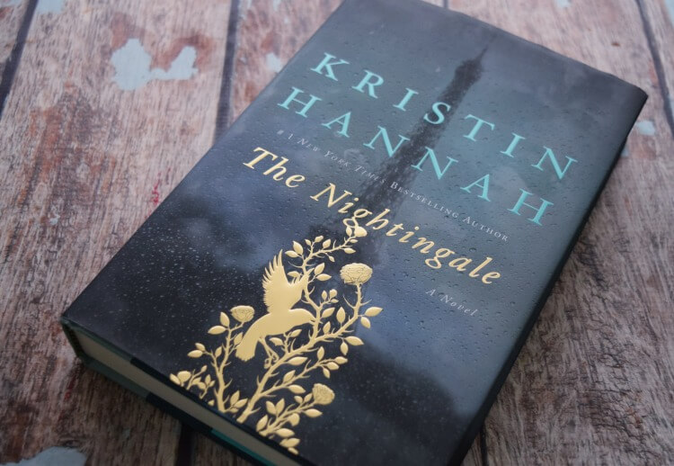 See my review for #TheNightingale from @StMartinsPress & make a delicious stew! #ad @SheSpeaksUp